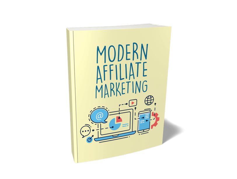 Modern Affiliate Marketing Strategies Ebook