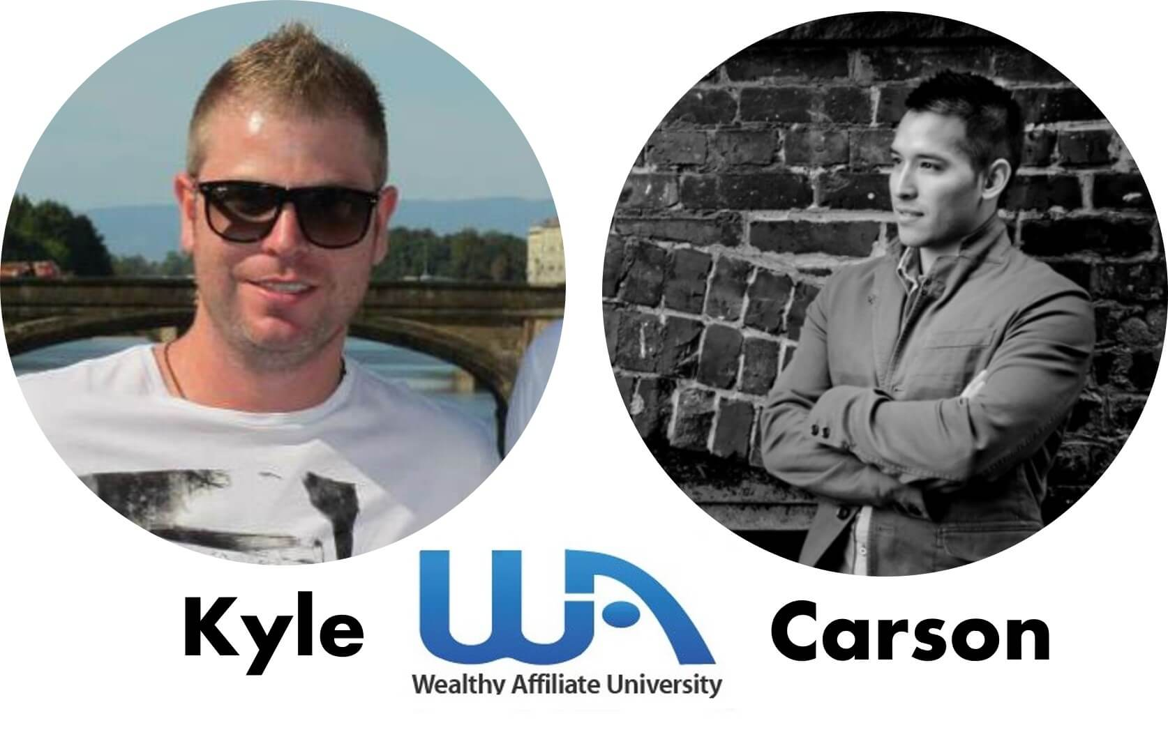 What is Wealthy Affiliate and its founder Kyle and Carson
