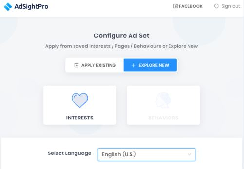 Adsight Pro Review - unlock interest data from different countries