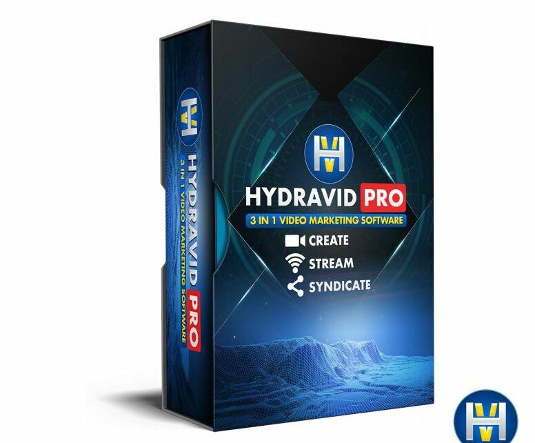 Hydraid Pro Reviwe Create Stream and Syndicate
