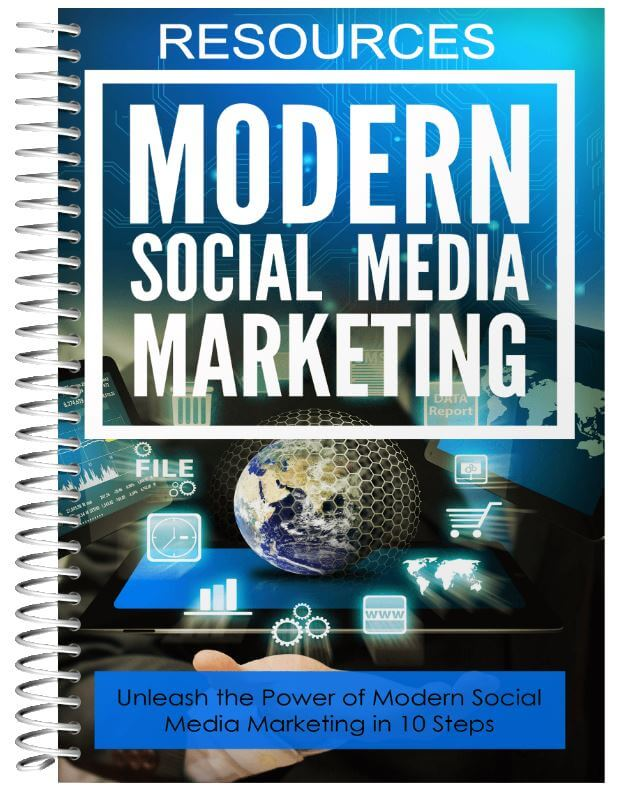 Modern Social Media Marketing Resources Guide