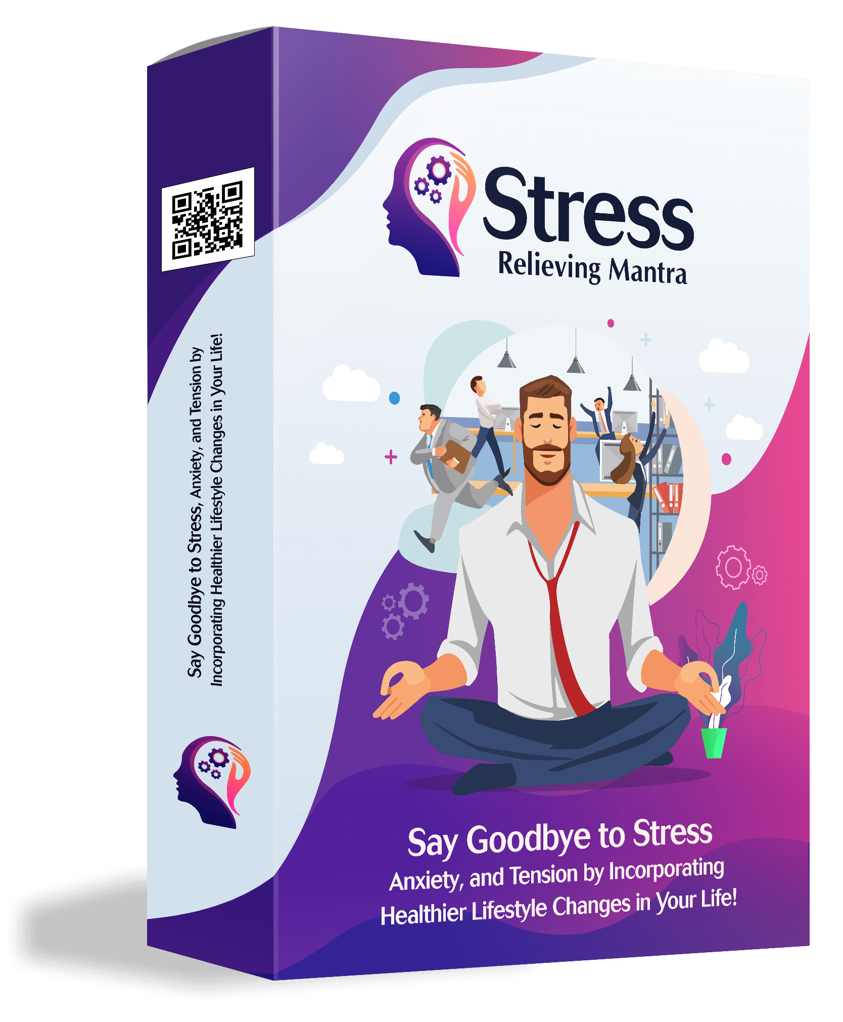 Stress Relieving Mantra plr