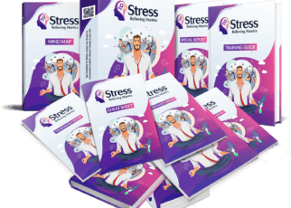 Stress Relieving Mantra PLR Package