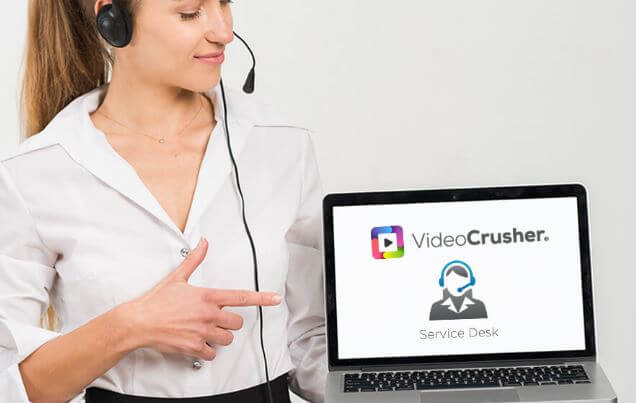Video Crusher Review World class customer support