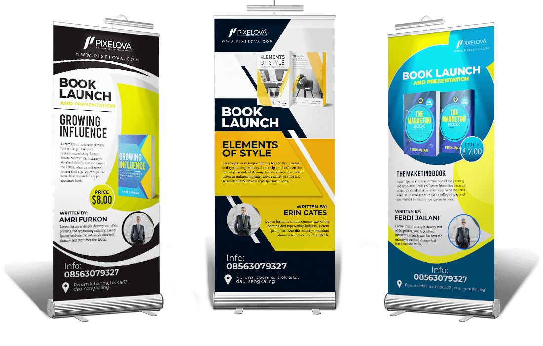 ECOVERIO Review ROLL UP BANNER