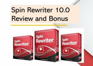 Spin Rewriter 10 Review and Huge Bonus