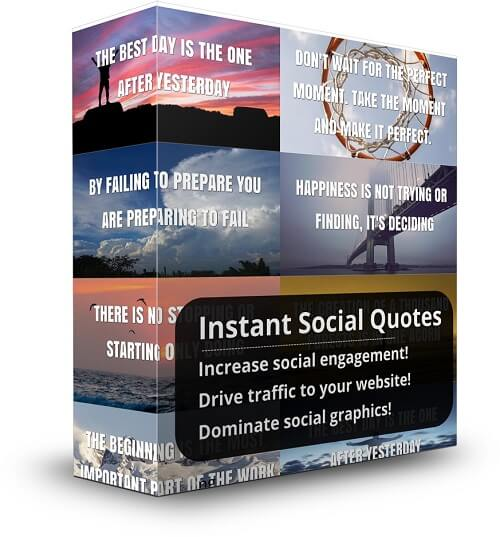 Instant-Social-Quote-Software Review