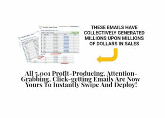 Matt Bacak 5001 Profit-Producing Emails Review