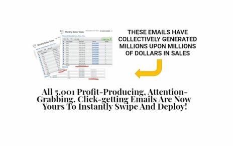Matt Bacak 5001 Profit-Producing Emails Review
