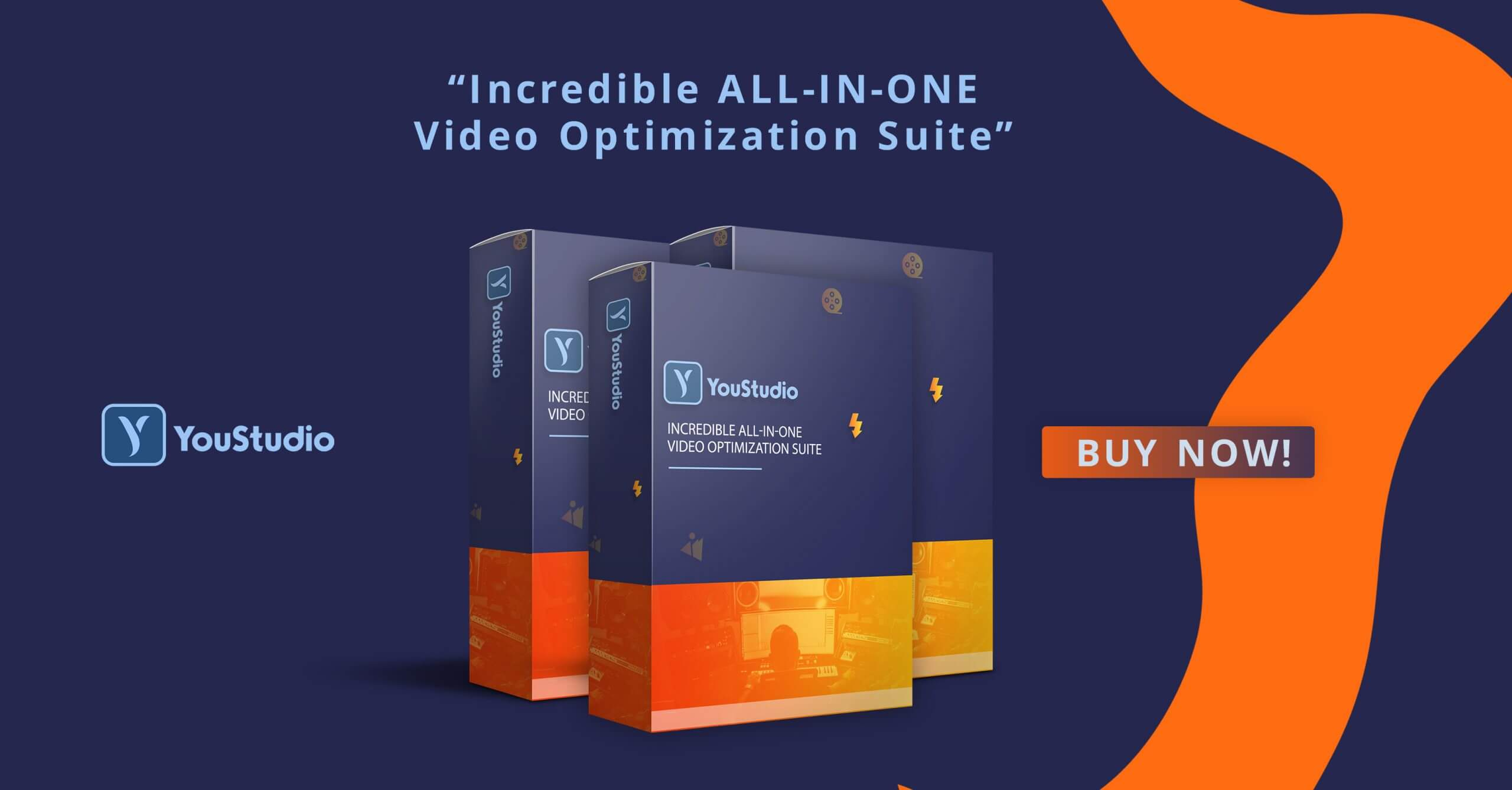 YouStudio - Incredible All-in-one video optimisation suite Reviews