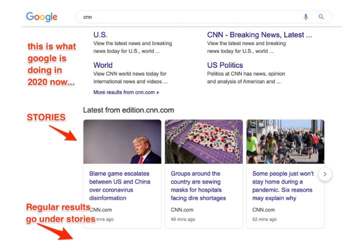 WP Story Machine review - How Google Rank Story