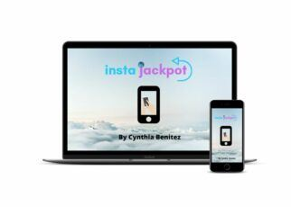 instajackpot Review - how to grow instagram without followers from Cynthia Benitez