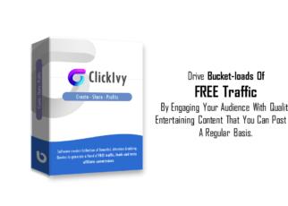 ClickIvy Review with bonus