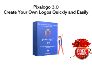 PixLogo 3.0 review huge bonus logo maker
