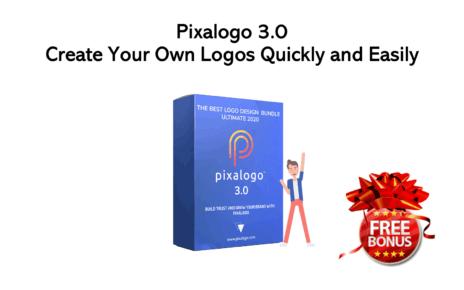 PixLogo 3.0 review huge bonus logo maker