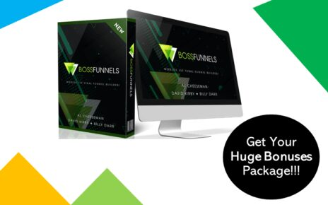 BossFunnels Review - smart drag and drop funnel builder and click funnels alternative optionsbest funnel builder 2020