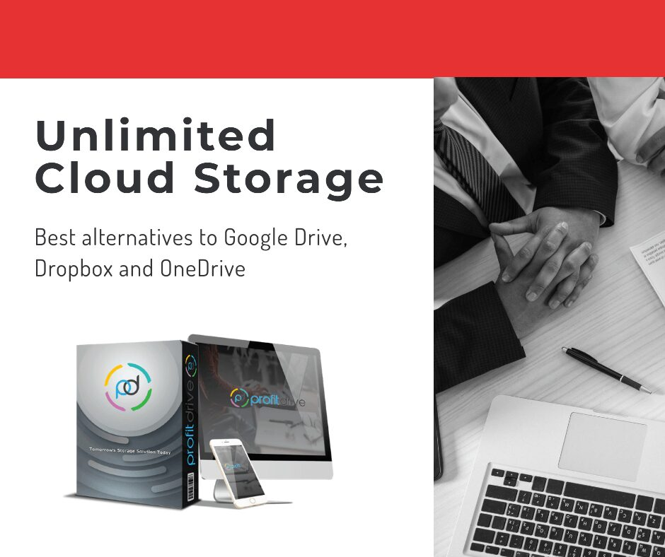 ProfitDrive Review - Best Encrypted Dropbox Alternative Lifetime Cloud Storage